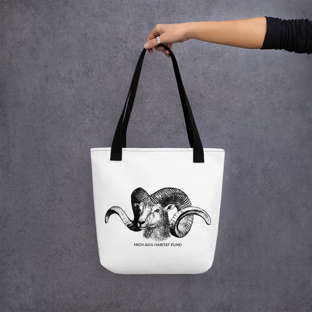 Marco Polo Sheep Tote