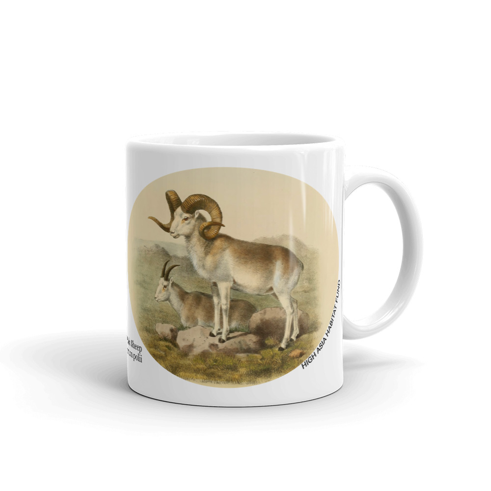 Marco Polo Sheep Mug