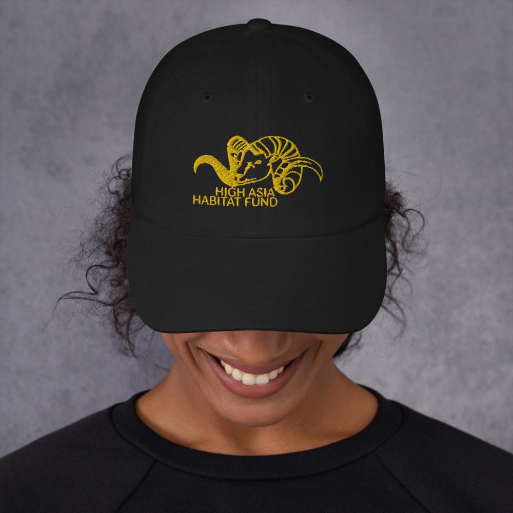 HAHF Baseball Cap – Unisex